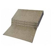 Лист базальтовый картон 1,0х0,5м толщина 5 мм (в упаковке 40шт)
