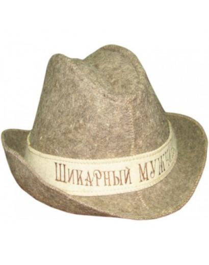 """Шляпа """"Шикарный мужчина"""""""