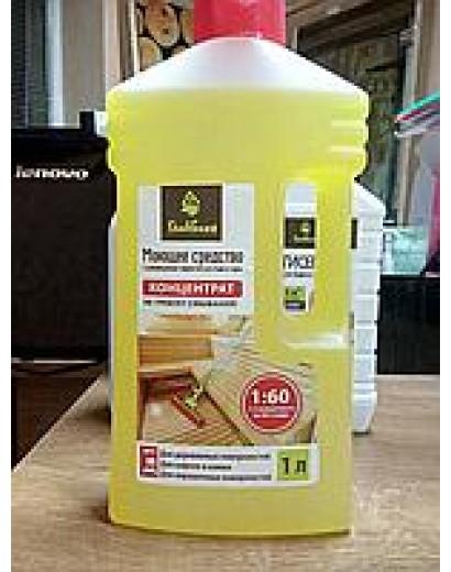 Моющее средство для бани и сауны с дезинфицирующим эффектом