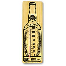 "Термометр д/бани ""Бутылка"", жидкостный"