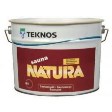 Защитный состав для деревянных стен и потолков бани/сауны  0,9 л