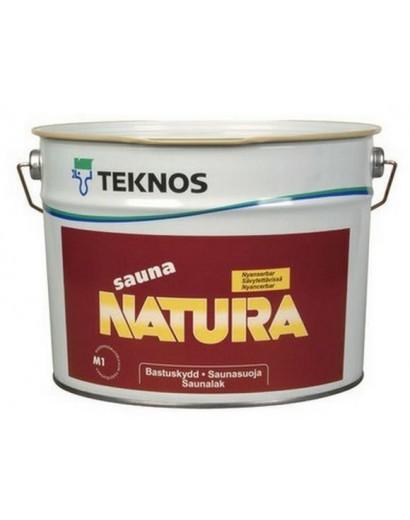 Защитный состав для деревянных стен и потолков бани/сауны  9,0 л