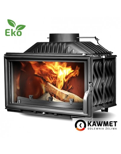 Каминная топка Kaw-Met W15 STANDARD 9,4 кВт EKO