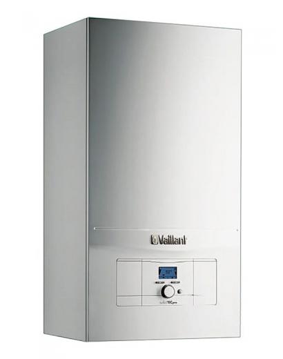 Газовый котел Vaillant turboTEC pro VUW 282/5-3. Двухконтурный, турбированный