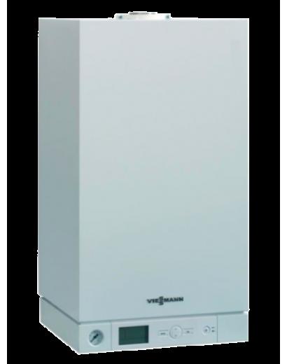Газовый котел  Viessmann Vitopend 100 24 кВт. Двухконтурный, турбированный.