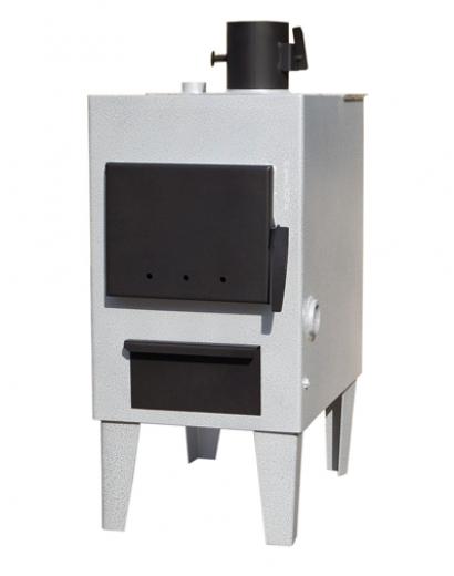 Твердотопливный котел стальной отопительный котел Сибирь КВО 8 кВт