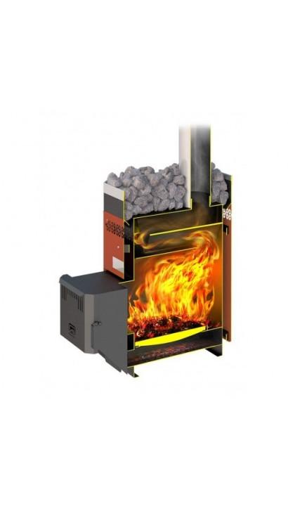 печь теплодар 9