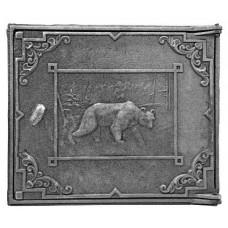 Дверка топочная «Медведь»