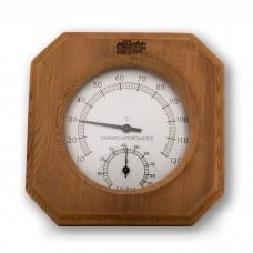 Термогигрометр (канадский кедр). kd-107