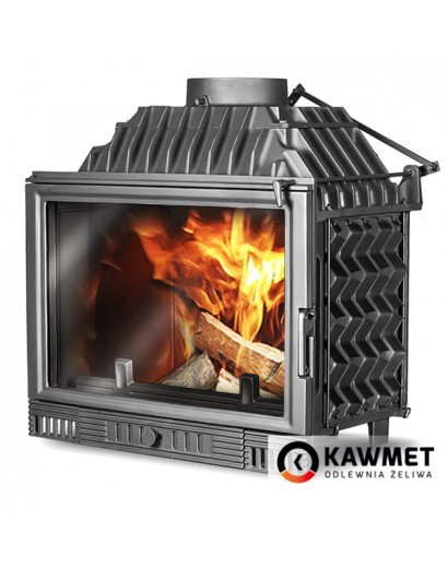 Каминная топка Kaw-Met W2 14.4 кВт
