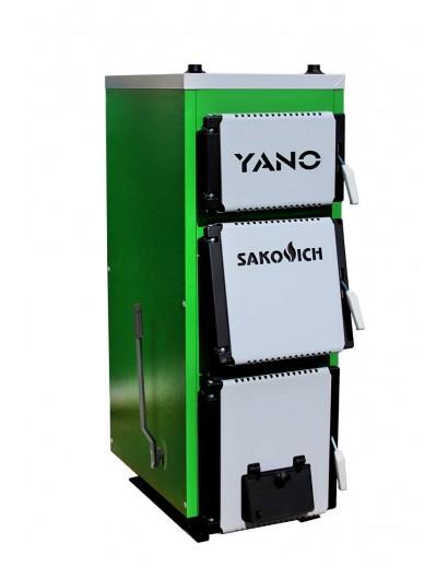 Твердотопливный котел YANO 15 кВт